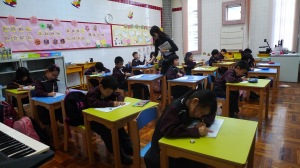 Escola Macau - Foto Claudia Aranda