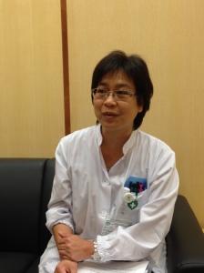 Fong Wai Ieng, médica especialista em medicina reprodutiva