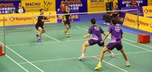 1 open badminton
