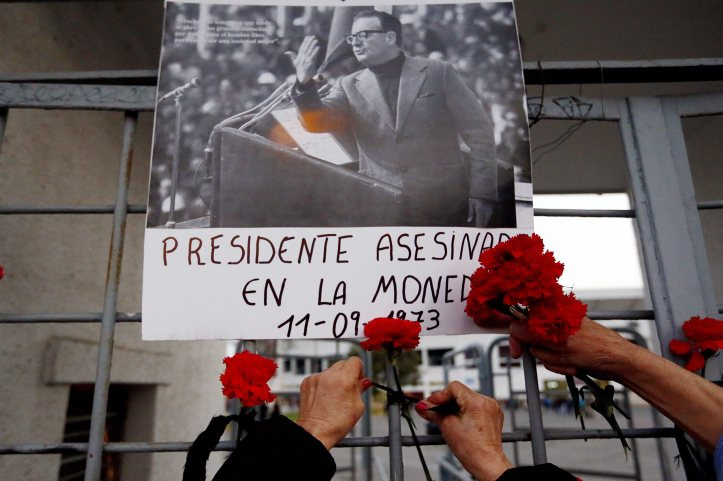 Chile marks 43rd anniversary of 1973 coup