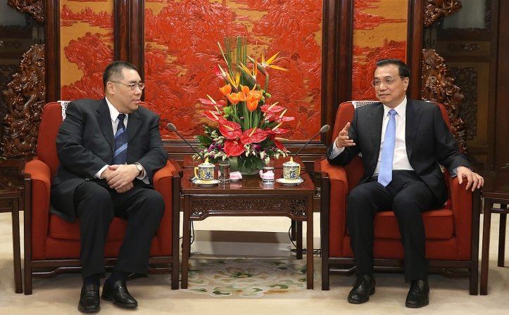 CHINA-BEIJING-LI KEQIANG-CHUI SAI ON-MEETING(CN)