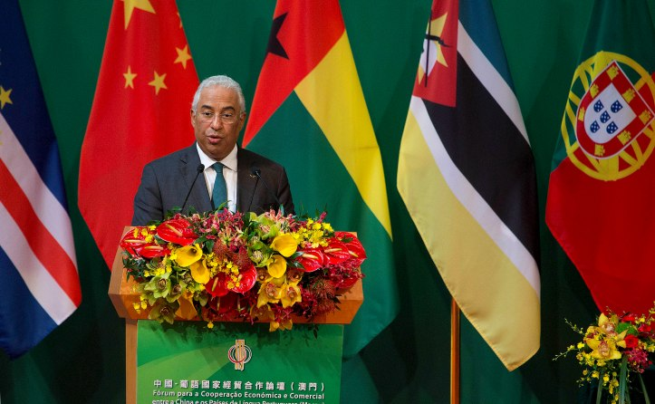 PM, António Costa visita a República Popular da China