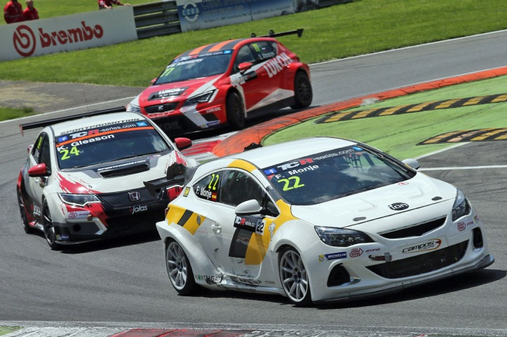 tcr-international-series