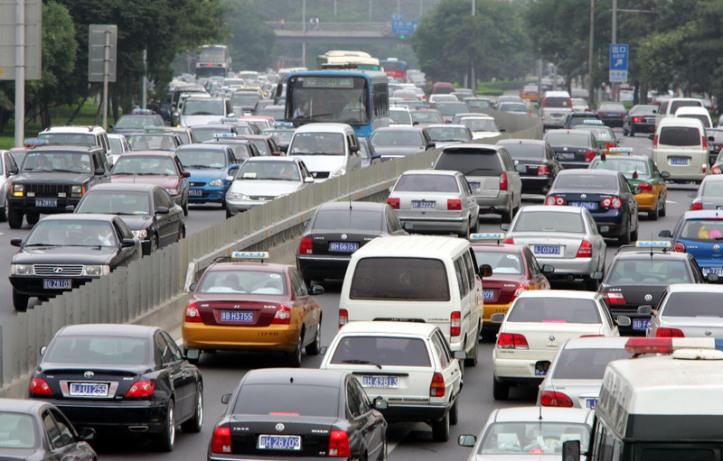 China Beijing Olympics Traffic Plan