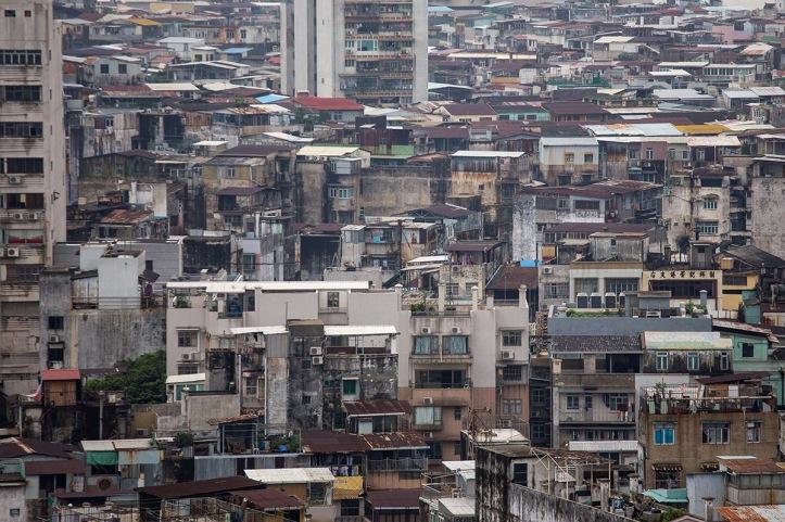 General Images Residential Properties In Macau Ahead Of GDP Figures