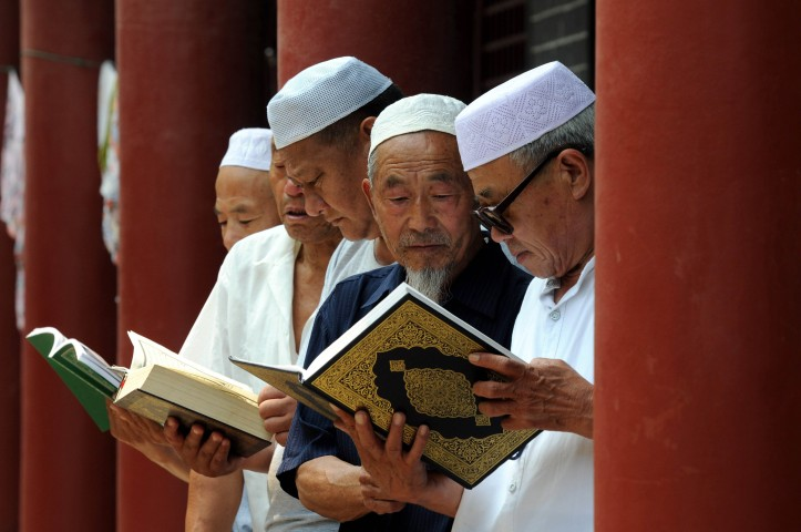 CHINA-RELIGION-ISLAM-RAMADAN