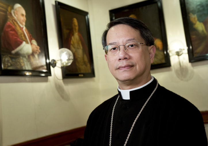 Entrevista a Stephen Lee novo bispo de Macau