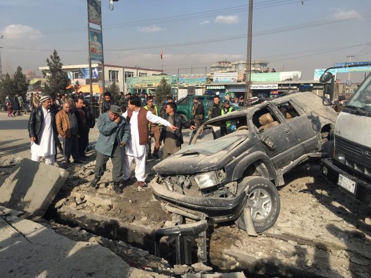 Bomb blast targets Afghan MP Fakuri Beheshti in Kabul