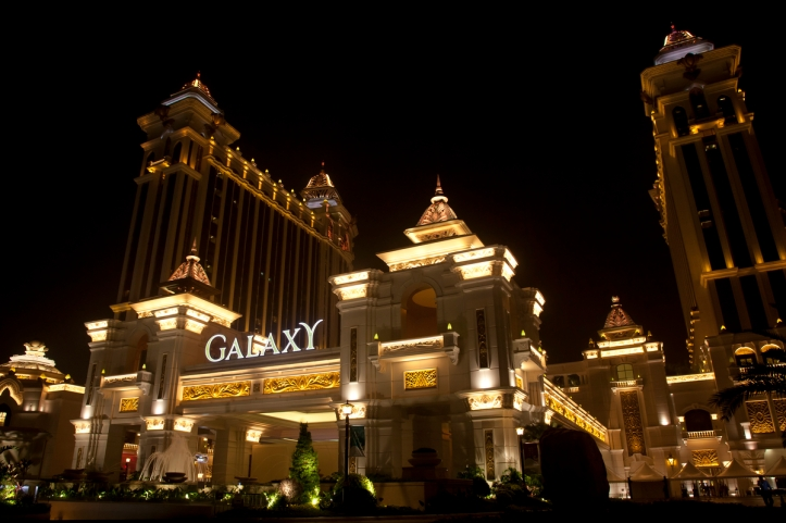 Galaxy Macau Grand Opening