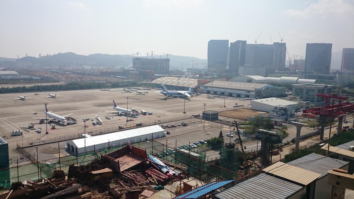 Aeroporto Internacional De Macau : Aeroporto de macau quer reatar ligação aérea a portugal