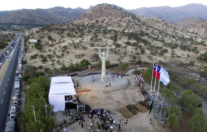 Commemoration of the bicentenary of the Battle of Chacabuco