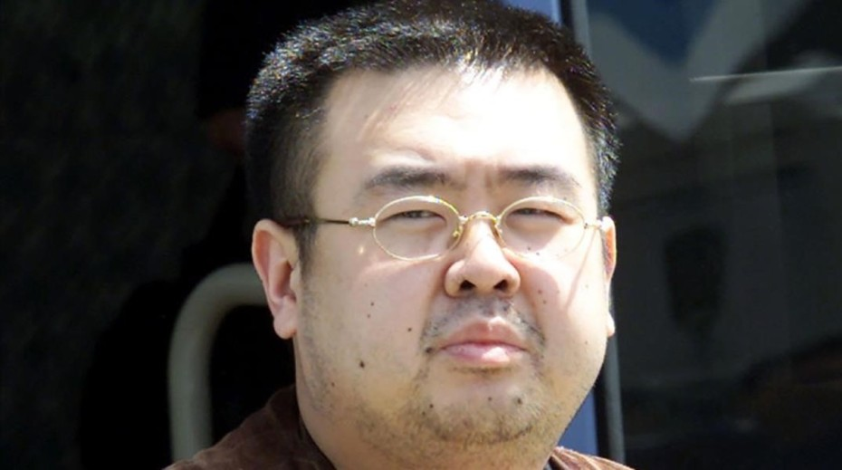 FILES  This file photo taken May 4  2001 shows Kim Jong-Nam  son of North Korean leader Kim Jong-Il  getting off a bus to board an ANA905  All Nippon Airways  airplane at Narita airport near Tokyo  Kim Jong-Nam  the half-brother of North Korean leader Kim Jong-Un has been assassinated in Malaysia  South Korea s Yonhap news agency said on February 14  2017    AFP PHOTO   TOSHIFUMI KITAMURA