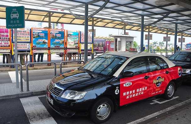 taxi-macau