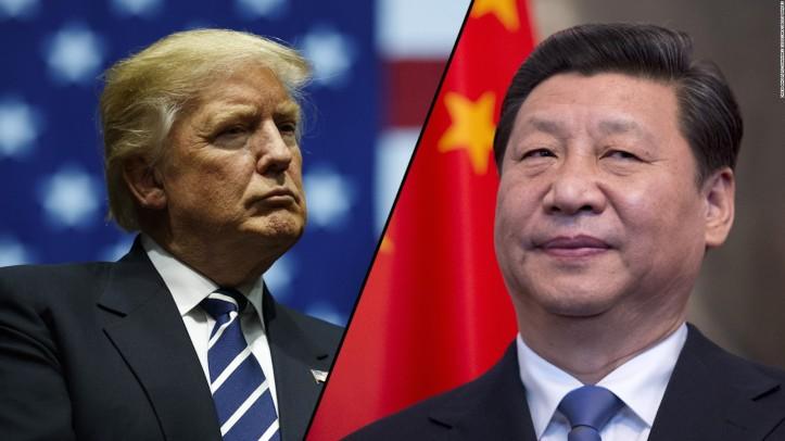 1.Trump Xi