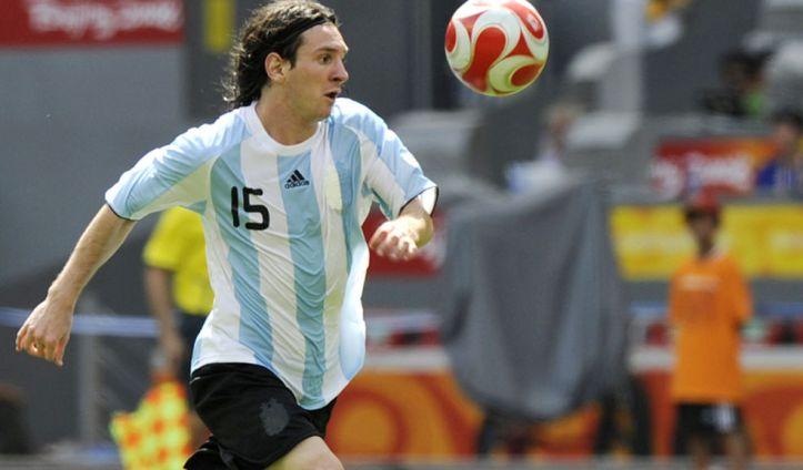 3.Messi