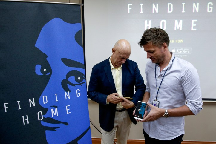 UNHCR Malaysia launches mobile app simulating experience of Rohingya refugees
