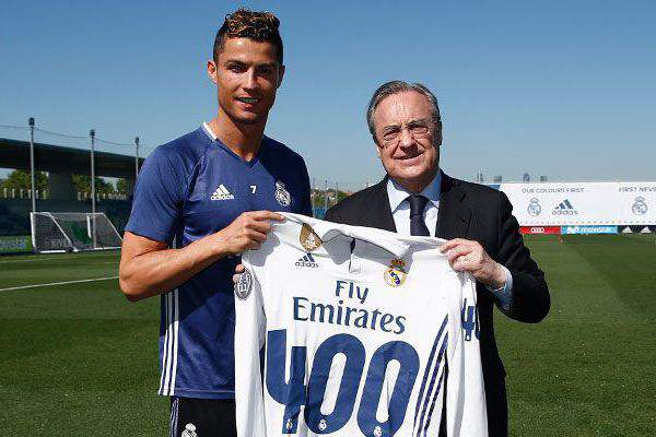 3.Ronaldo
