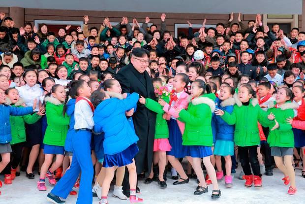 3.Kim Jong-un