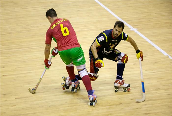 Espanha é campeã do mundo de hóquei em patins