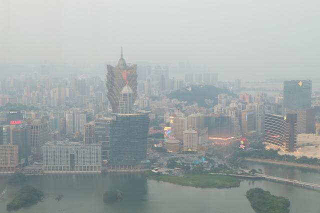 Resultado de imagem para macau poluicao china