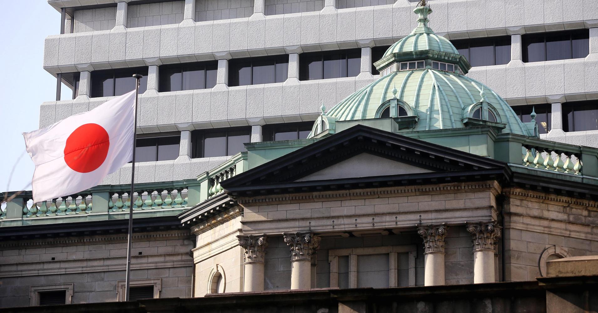 Japão: BoJ mantém taxa de depósito a -0,1%
