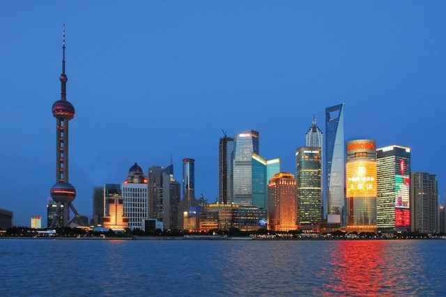 Xangai fixa limite da população em 25 milhões