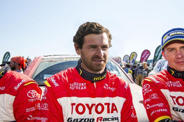 Villas-Boas sofreu acidente e abandonou rali Dakar